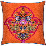 Morroccan Inspired Motif Cushion