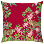 Flora Fauna - Leopard Cushion