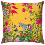Flora Fauna - Zebra Cushion