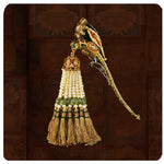 Royal Jewel - Hair Tassel Trivet