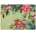 Tropical Foliage Tablemat