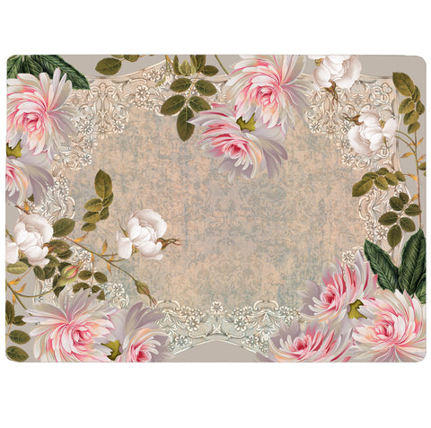 Lilac Grunge Tablemat