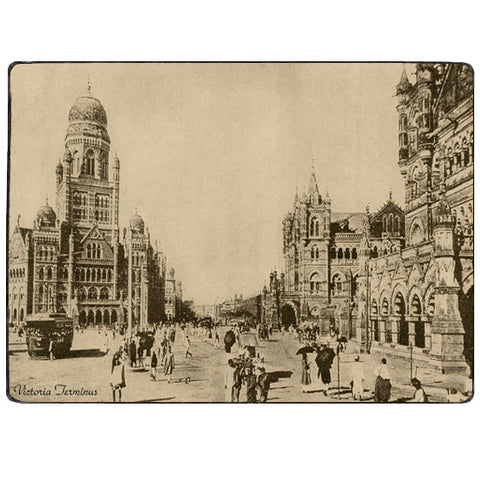 Old Bombay - Victoria Terminus Tablemat