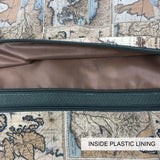 World Map Wash n Wear Bag