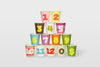 123 Paper Cups: Set of 30