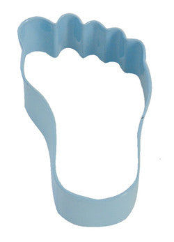 Cookie Cutter: Blue Baby's Foot
