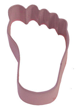 Cookie Cutters: Pink Baby's Foot