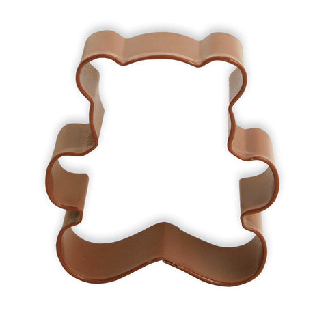 Cookie Cutters: Brown Teddy Bear
