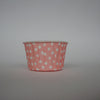 Baking Cups: Pleated Polka Dots/Spots: Pack of 20