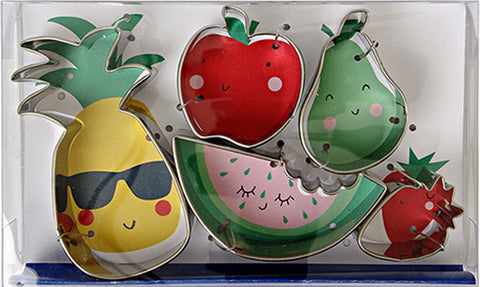Cookie Cutters: Fruit