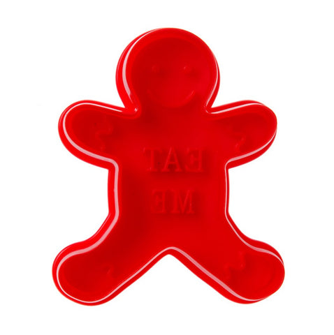 Cookie Cutter & Stamper: Gingerbread Man 'Eat Me'