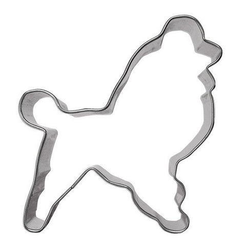 Cookie Cutters: Poodle