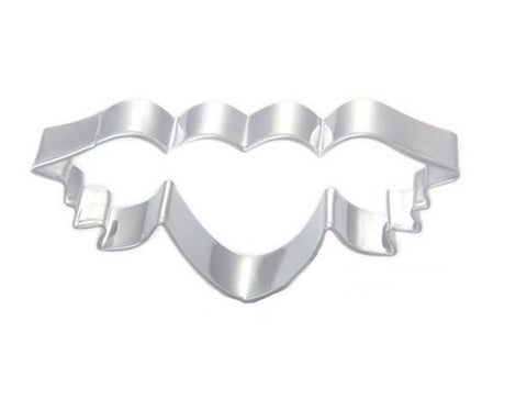 Cookie Cutters: Winged Heart