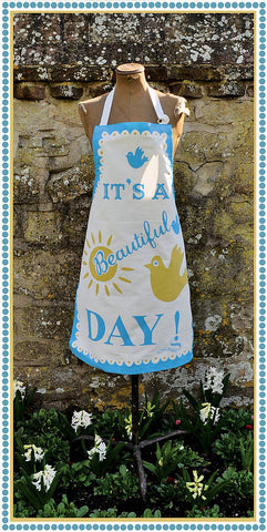 Tea Towel: It's a Beautiful Day