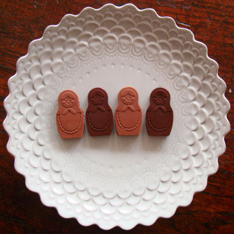 Silicone Mould: Matryoshka Russian Doll