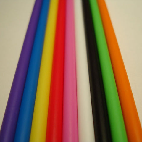 Cake Pop Sticks: 2 Sizes, 9 Colours: Single or Mixed Packs: 50, 100 or 250