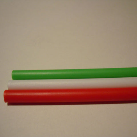 Cake Pop Sticks: CHRISTMAS Colours!