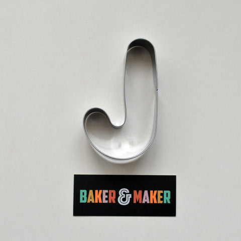Cookie Cutters: Stainless Steel Candy Cane
