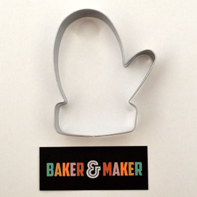 Cookie Cutters: Stainless Steel Mitt/Glove