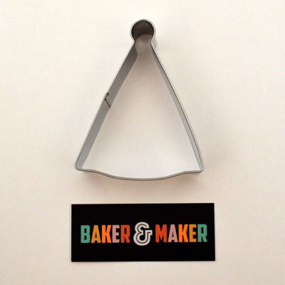 Cookie Cutters: Stainless Steel Party Hat