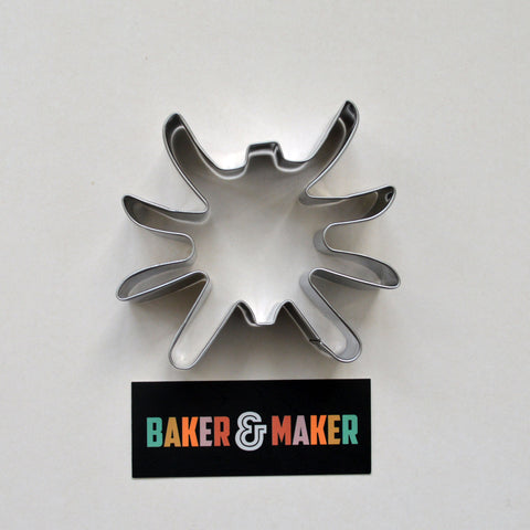 Cookie Cutters: Stainless Steel Spider