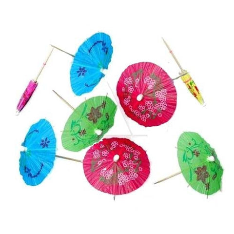 Cocktail Umbrellas: Pack of 24