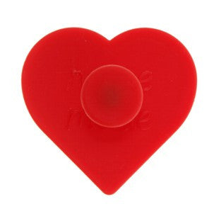 Cookie Cutter & Stamper: 'Home Made' and 'With Love' Heart