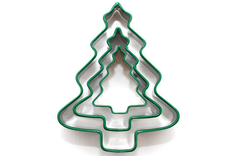 Cookie Cutter Set: Christmas Tree