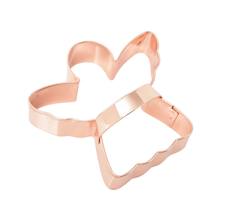 Cookie Cutter: Copper Angel 8.5cm
