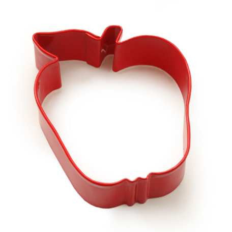 Cookie Cutters: Red Apple 7cm
