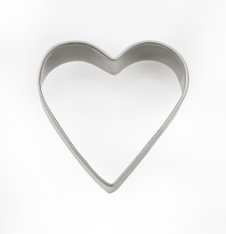 Cookie Cutter: Fondant Cutter/Pie Topper: Heart Mini 3cm