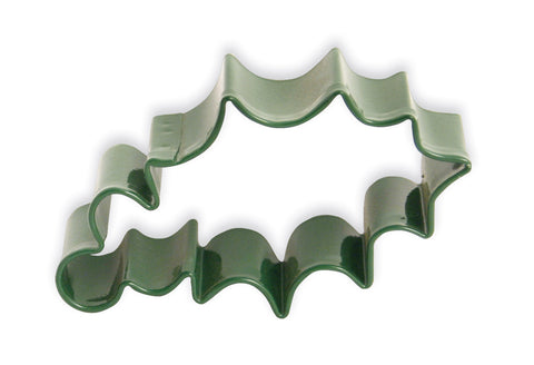 Cookie Cutter: Christmas Holly Leaf