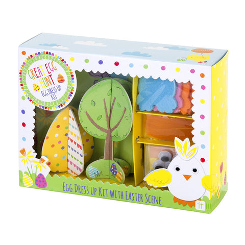 Great Egg Hunt Easter Decorating Kit