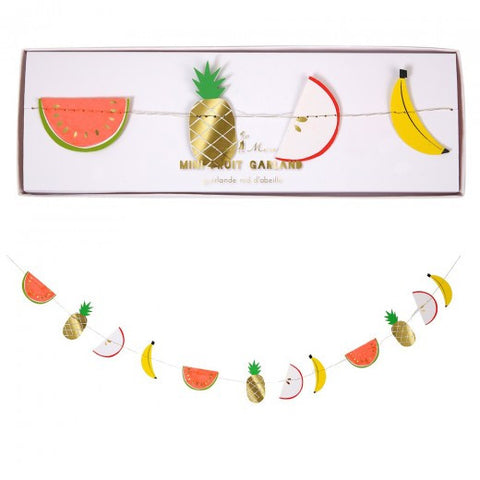 Garland: Mini Fruit
