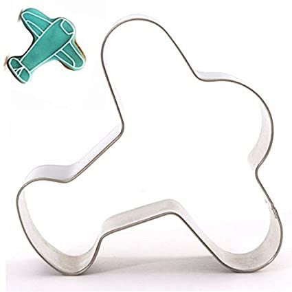 Cookie Cutter: Plane 7.5cm