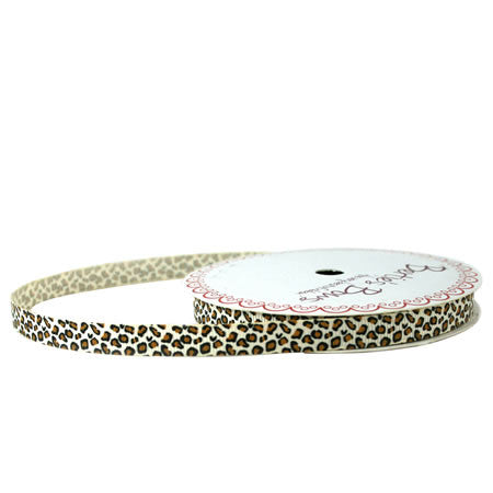 Ribbon: 9mm Leopard 3m