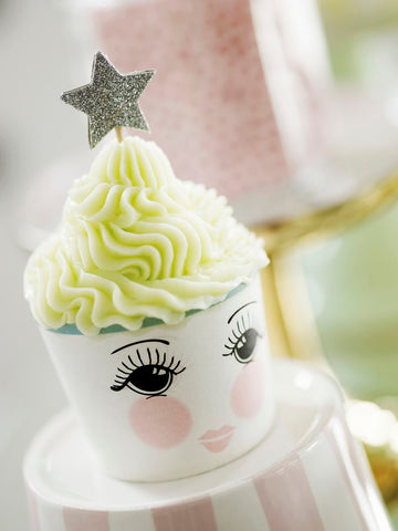 Baking Cups: Miss Etoile 'Eyes' - Pack of 24
