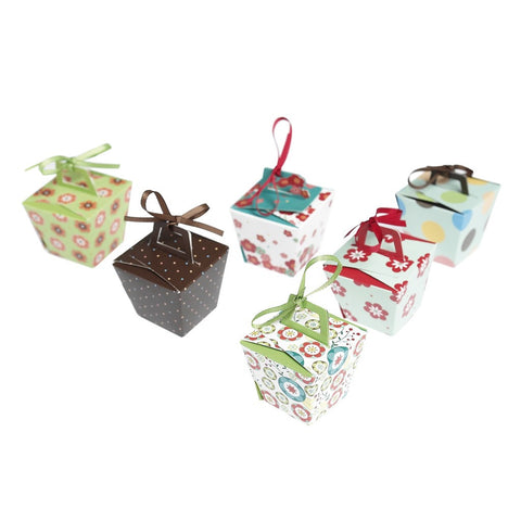 Mini Gift Boxes: Set of 6