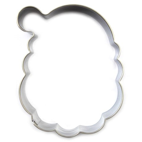 Cookie Cutter: Santa's Head/Face 8cm
