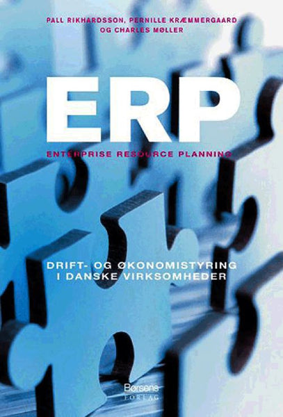 ERP: ENTERPRISE RESOURCE PLANNING