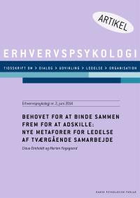 Behovet for at binde sammen frem for at adskille
