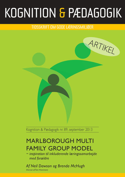 Marlborough Multi Family Group Mode