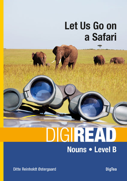 Let Us Go on a Safari - DigiRead