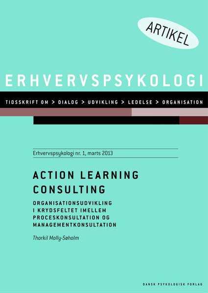 Action Learning Consulting