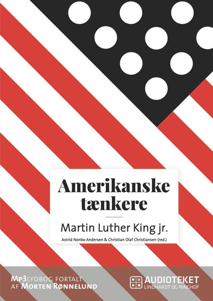 Amerikanske tænkere - Martin Luther King jr.