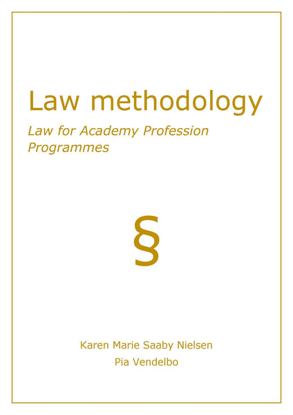 Law methodology