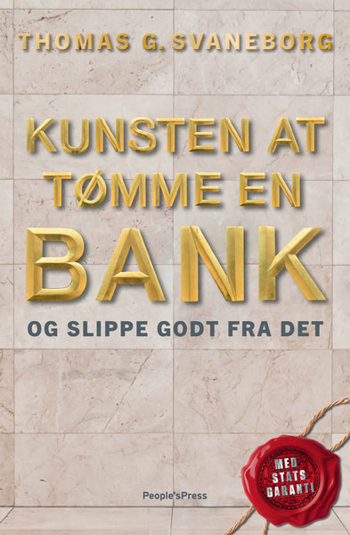 Kunsten at tømme en bank