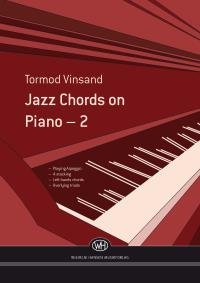 Jazz Chords on Piano 2