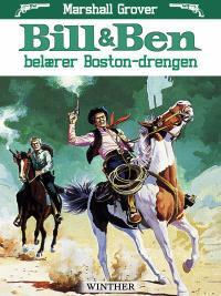 Bill og Ben belærer Boston-drengen