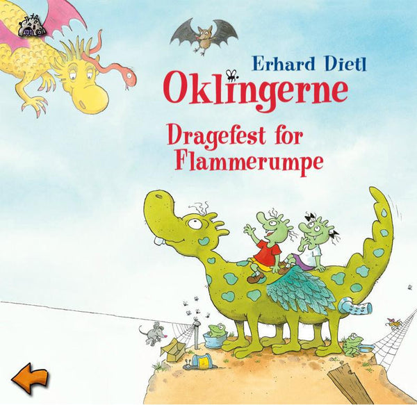 Oklingerne - En dragefest for Flammerumpe